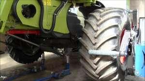 Монтаж и демонтаж крупногабаритных шин - изображение 1