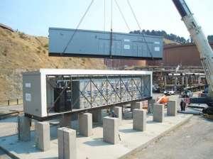 Монтаж трансформаторной подстанции - изображение 1