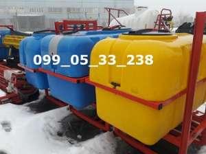 Навесной ОП 600,800,1000 литровый тракторный ОП - изображение 1