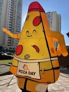 Надувная реклама пицца - изображение 1