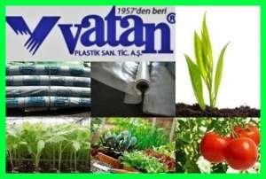 Надёжная тепличная плёнка Vatan Plastik, Турция. Продам пленку для теплиц - изображение 1