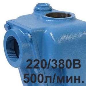Насос для перекачки дизельного топлива 500л./мин. 1 тонна - 2мин. - изображение 1