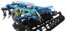 Перейти к объявлению: Новая борона БДФП-2,4 прицепная дисковая борона