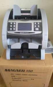 (Новая ,ОРИГИНАЛ) Счётная машинка,сортировщик банкнот MAGNER 150 - изображение 1