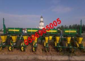 Новая пропашная сеялка Harvest Multicorn 560. Покупайте лучшее! - изображение 1