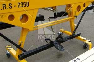 Оборудование для гибки тонколистовой жести - гибочные станки Sorex 2360/1 - изображение 1