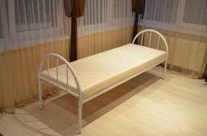 Односпальные кровати металлические, двухъярусные кровати - изображение 1