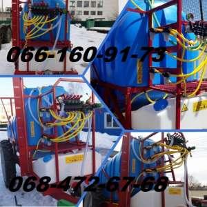 Опрыскиватели прицепные 2000л/2500л, 18м захватом - изображение 1