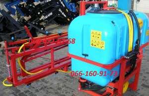 Опрыскиватель навесной 600л/800 л тракторный - изображение 1