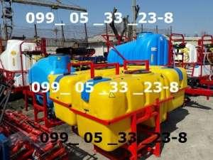 Опрыскиватель ОП 800(600)2000-2500)polmark прицепные(навесные) - изображение 1
