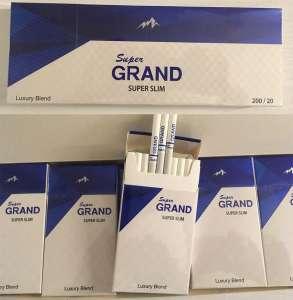 Оптовая продажа сигарет - Grand blue super slims Duty Free - изображение 1