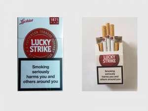 Оптовая продажа сигарет Lucky Strike red Duty Free - изображение 1