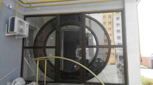 Остекление квартир, домов, балконов и лоджий - изображение 1