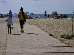 Отдых у моря - СЕНТЯБРЬ - 100 грн. Удобства Затока курорт Каролино Бугаз - изображение 1