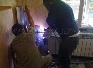 Отопление, водопровод, замена стояков Киев. - изображение 1