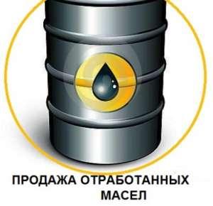 Отработанное моторное масло, индустриальное. - изображение 1