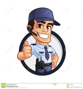 Охранник - изображение 1