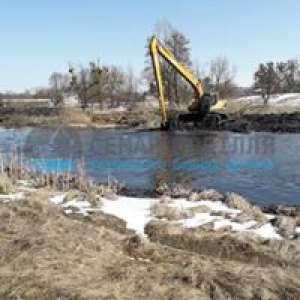 Очищення водойм, гідротехнічне будівництво - изображение 1