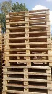 Палети, дерев'яні піддони з термообробкою для експорту - изображение 1