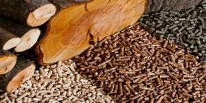 Пеллеты из древесины. Пеллеты в мешках Биг-Бег по 1 т, пакеты 15 кг - изображение 1