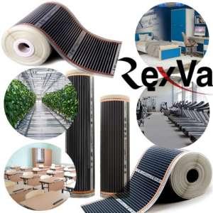 Пленочный теплый пол RexVa. - изображение 1