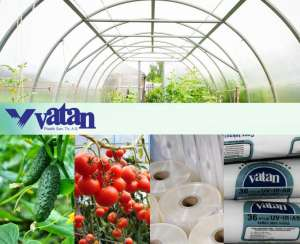 Плівка для теплиць Vatan Plastik, Туреччина. Парникова плівка - изображение 1
