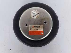Пневморессора, пневмоподушка бублик двойной в сборе (пр-во Connect). D220 - изображение 1