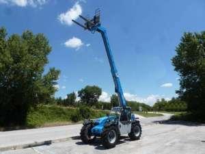 Погрузчик. Телескопический погрузчик Genie GTH 3007 продам. - изображение 1