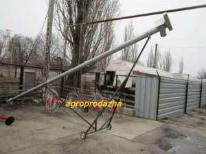 Погрузчик шнековый Kul-Met ф-150 мм, произв. 25 т/ч. Польша - изображение 1