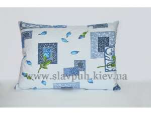 Подушка льняная. Подушка для сна - изображение 1