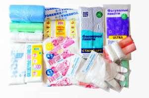 Полиэтиленовые пакеты - изображение 1