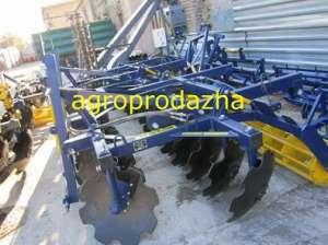 полуприцепная борона для трактора МТЗ 82, МТЗ-892 новая Агрегат - изображение 1