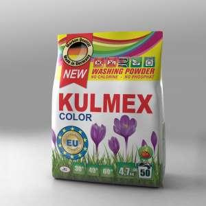 Порошок для кольорових речей KULMEX 4,7 кг. - изображение 1