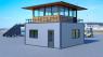 Пост охраны Модель П6. Строительные товары - Покупка/Продажа