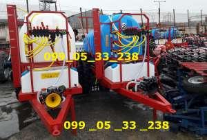 Прицепной опрыскиватель ОП-2000, ОП 2500 литров шириной штанги 18 - изображение 1