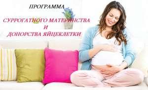 Программа Суррогатного материнства Киев. Донорство яйцеклетки Киев - изображение 1