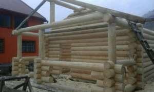 Продаем дом со сруба 36,8м - изображение 1