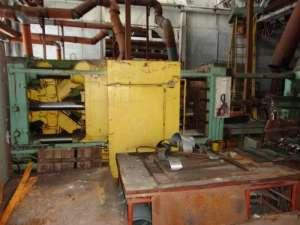 Продается литейная машина А711Б09 для цветных металлов - изображение 1