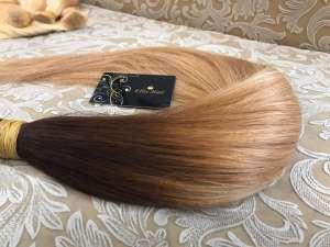 Продажа славянских волос от производителя. Продам парики ручной работы - изображение 1