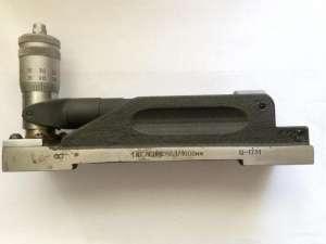 Продам брусковый микрометрический уровень - изображение 1