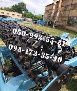 Продам каток ККШ-6 каток кольчато-шпоровый (сталь d-520мм) - изображение 1