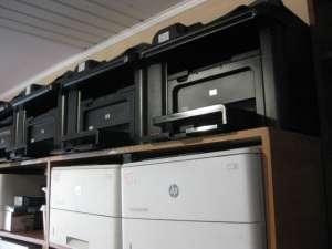 Продам качественные принтера и МФУ. Б/у в отличном состоянии - изображение 1