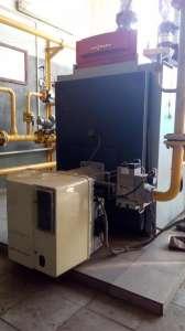 Продам котел газовый Viessmann 620 кВт б/у в отличном состоянии - изображение 1