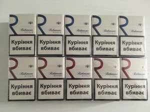 Продам оптом сигареты Rotmans royals красный, синий - изображение 1