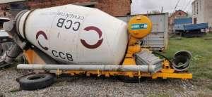 Продам установку АUTOMIX от бетоносмесителя Volvo, Кременчуг - изображение 1