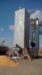Продам шахтную зерносушилку - изображение 1