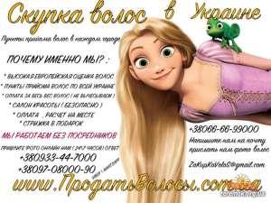 Продать волосы в Мариуполе дорого Купим волосы Мариуполь - изображение 1