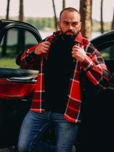 Продаются теплые рубашки Оверсайз - изображение 1