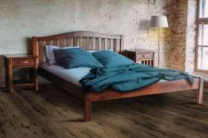 Производим и продаем деревянные кровати и тумбочки с гарантией на качество и сервисом продаж. - изображение 1