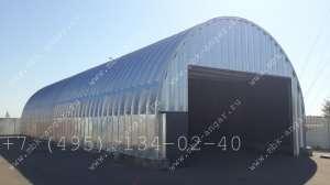 Производственные быстровозводимые разборные ангары - изображение 1